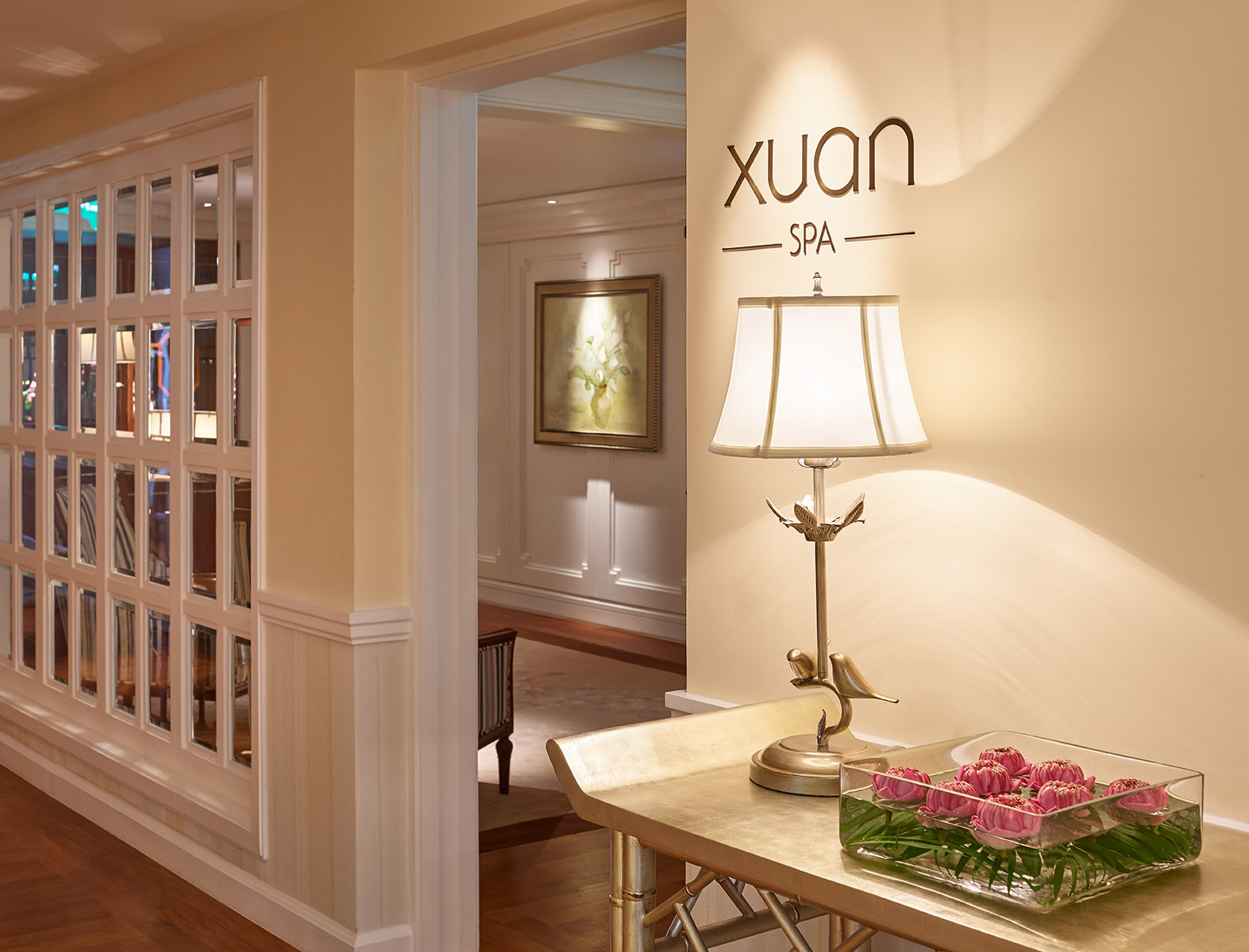 PHS Xuan Spa Entry